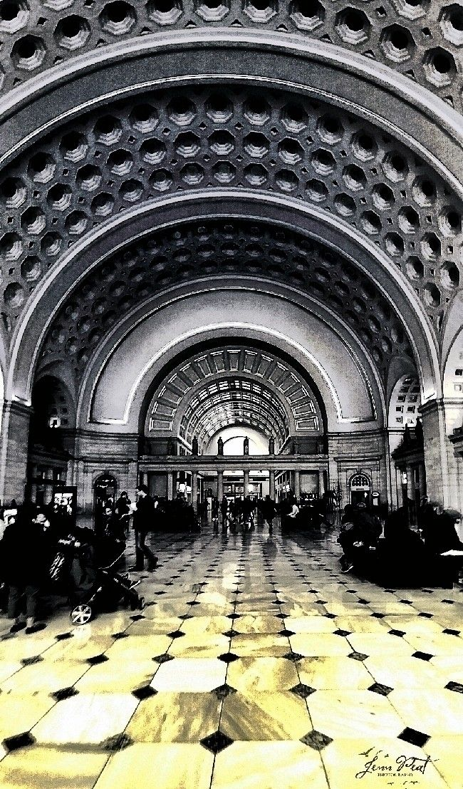 unionstation, dc, dmv, trainstation - peatypabla | ello