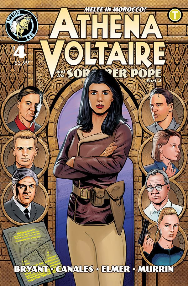 Athena Voltaire Sorcerer Pope A - oosteven | ello