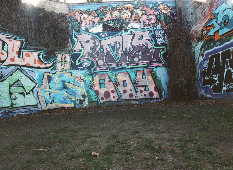 Graffiti Location: Aachen. Came - walter_ac | ello