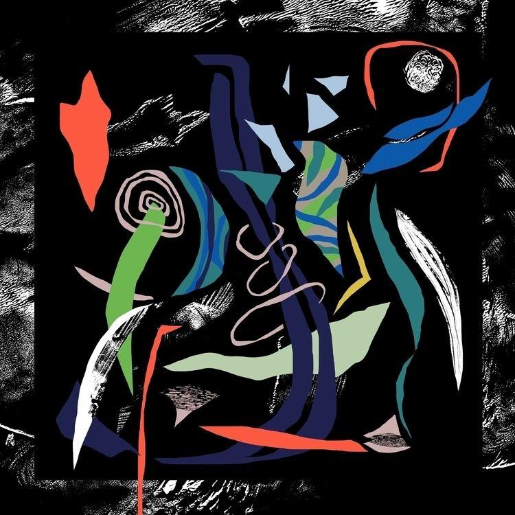 digitalart, abstraction, illustration - catrielmartinez   ello