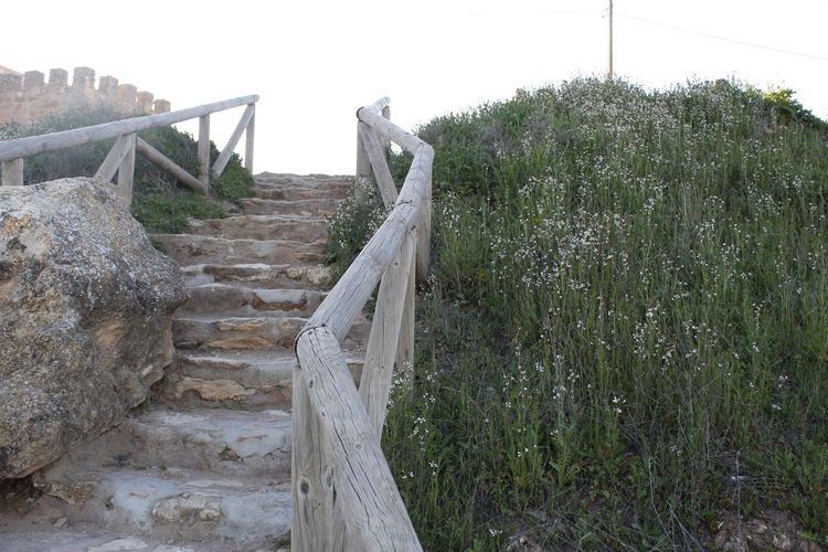 Staircase heaven? Place: Tomell - jmariagarcia_fotografia | ello