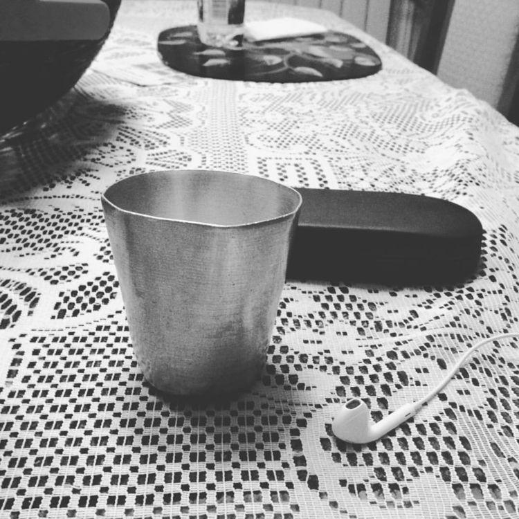 Metallic cup | Roland Bastien - ArtMagazine - rbastien | ello