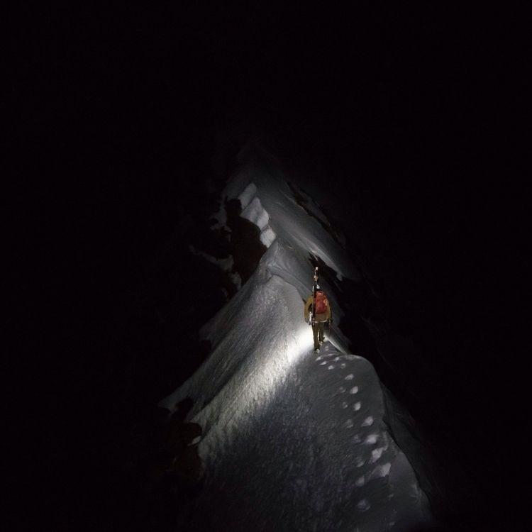 Monte Rosa, Cresta Signal - sylviajacob | ello