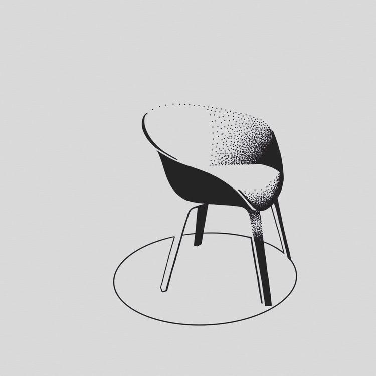 Es ist ein Stuhl, schöner Stuhl - heiniistgegenalles | ello