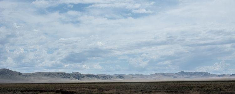 Owyhee landscape. Marble sky - Oregon - aramatzne | ello