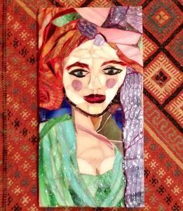 Blanche, Mosaic - bevo-tj   ello