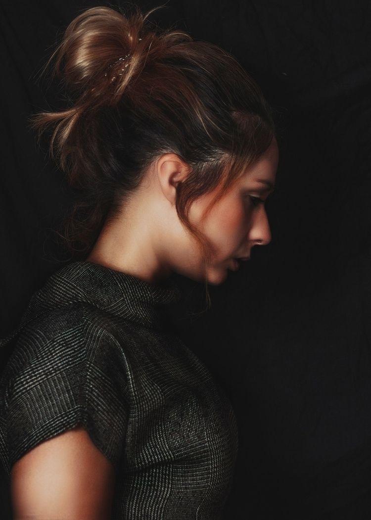 portrait, creative, selfportrait - simplemente_anita | ello