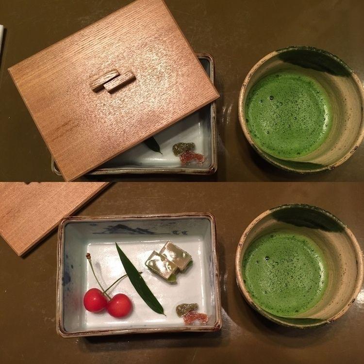 Green Tea ( Kinmata - japan, kyoto - thespeck | ello
