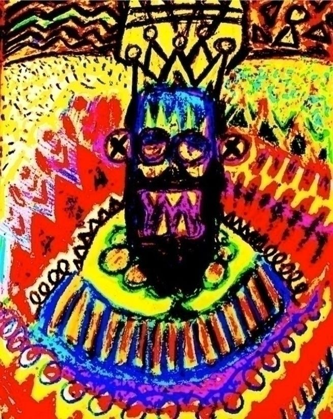 Study Mad King December 2015 Cr - yocalvi | ello