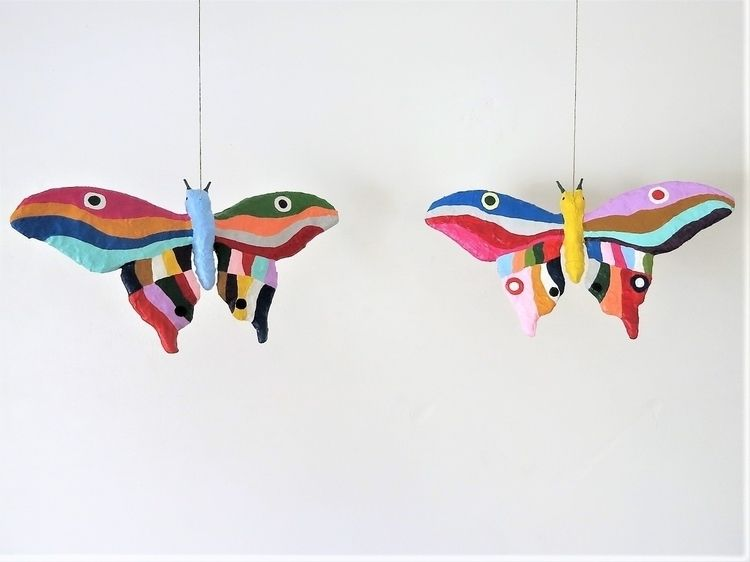 Kim Baise creates art recycled  - jikits | ello