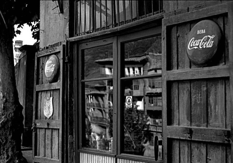 Village shop, Catalonia, 1970s - andrewld | ello