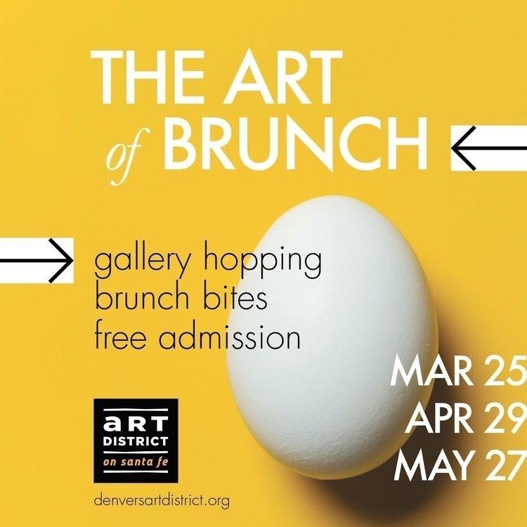 Join tomorrow Art Brunch - theartofbrunch - bitfactory | ello