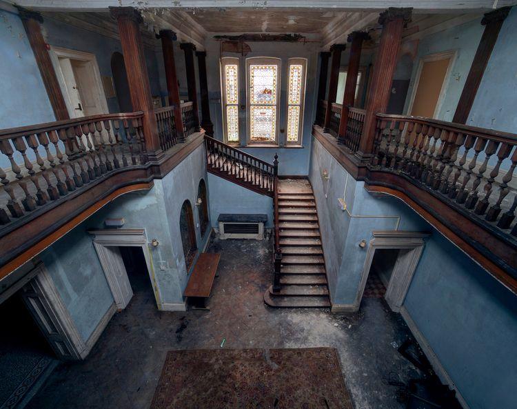 series shots Crookham Court Sch - forgottenheritage | ello
