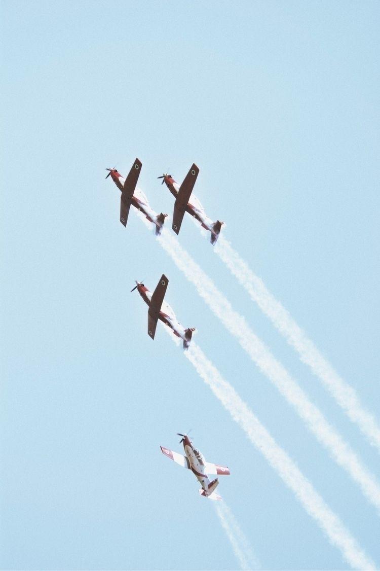 Vintage IAF II, 2018 • Aerobati - talpazfridman | ello