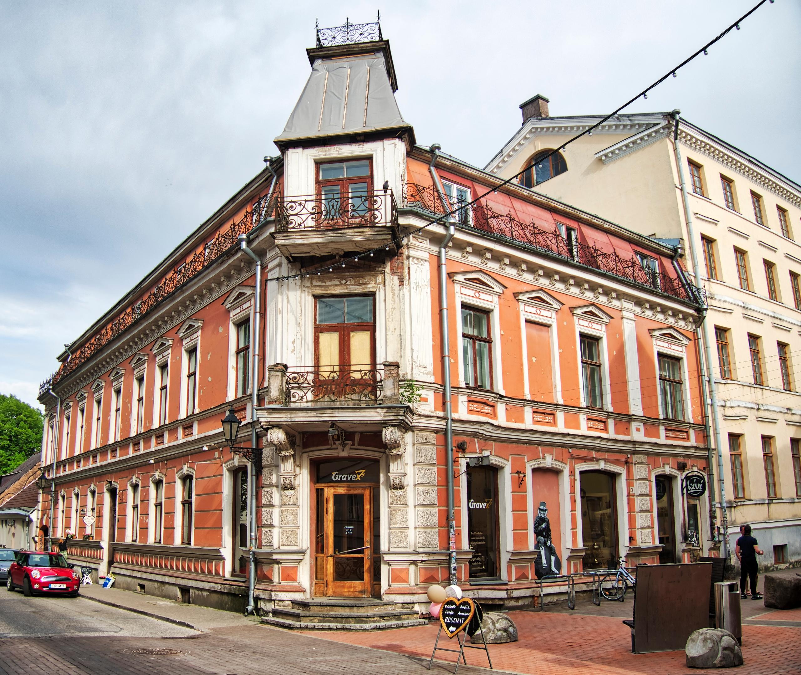 Tartu, Estonia beautiful buildi - neilhoward | ello