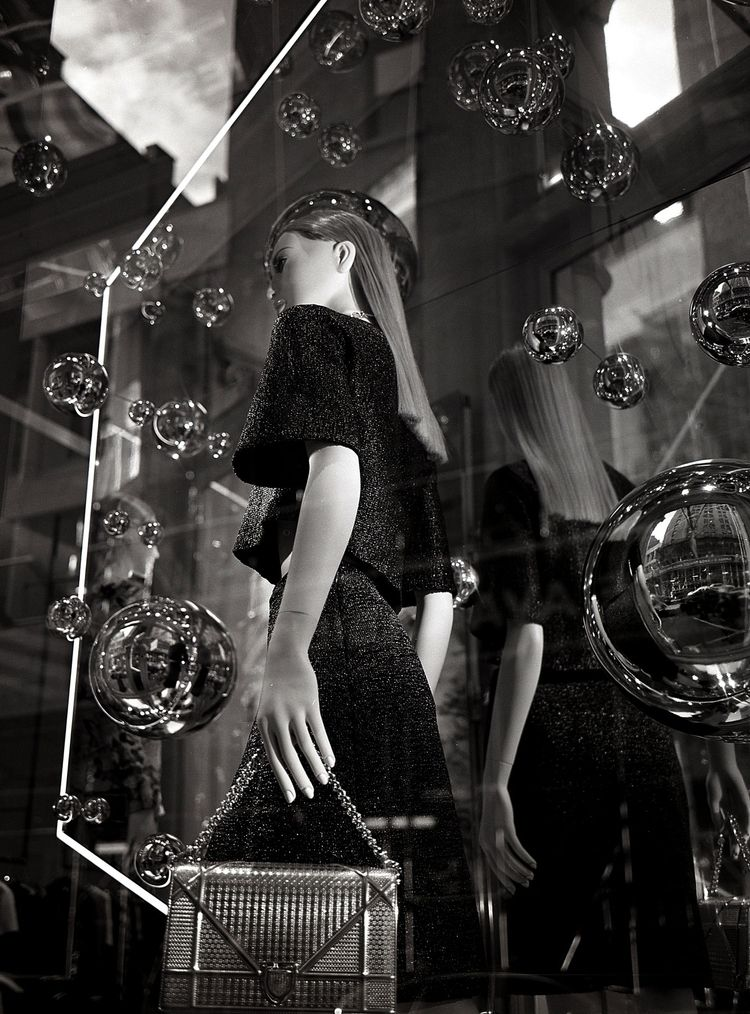 Surreal Store Window - mannequin - michaelmillerstudio | ello