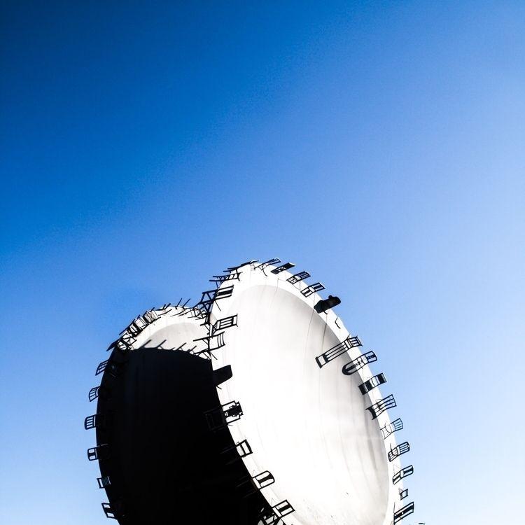 Saillant 013 - photography, blue - msr_mood | ello