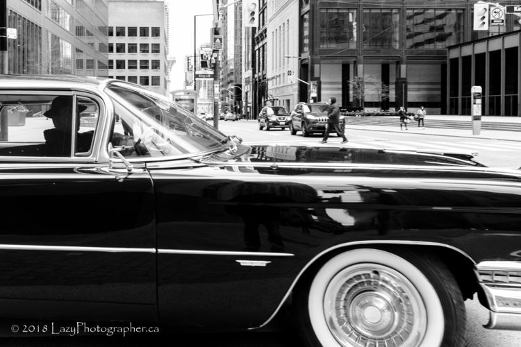 Black Car, Toronto - 24, 2018 - lazyphotographer | ello