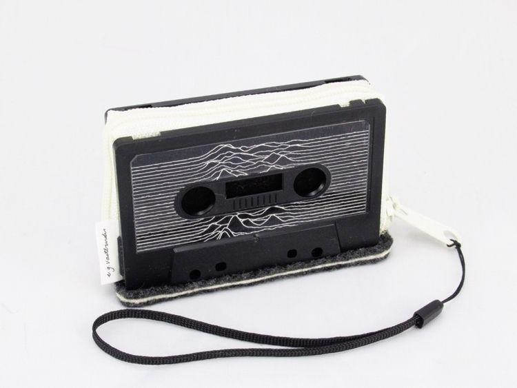 Radio waves Cassette Wallet. Pa - egvastbinder | ello