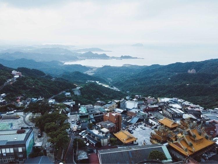 台灣, 台北, 九份, 金瓜石, 空拍, 攝影, 日常, taiwan - kk32311 | ello