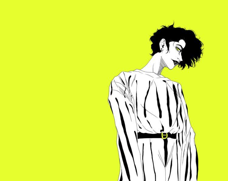 05302018 Mellow Green Yellow - zerosympathy   ello