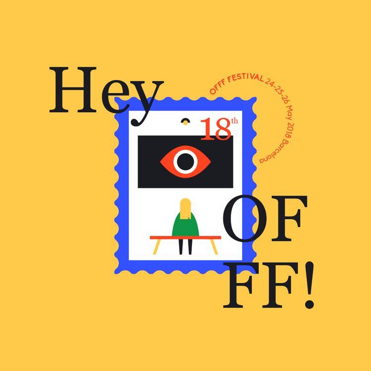 OFFF Festival 2018 - Barcelona - gloriaciceri | ello