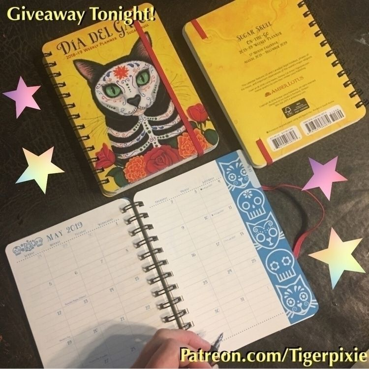 :tada:Giveaway Tonight! Patreon - tigerpixie | ello
