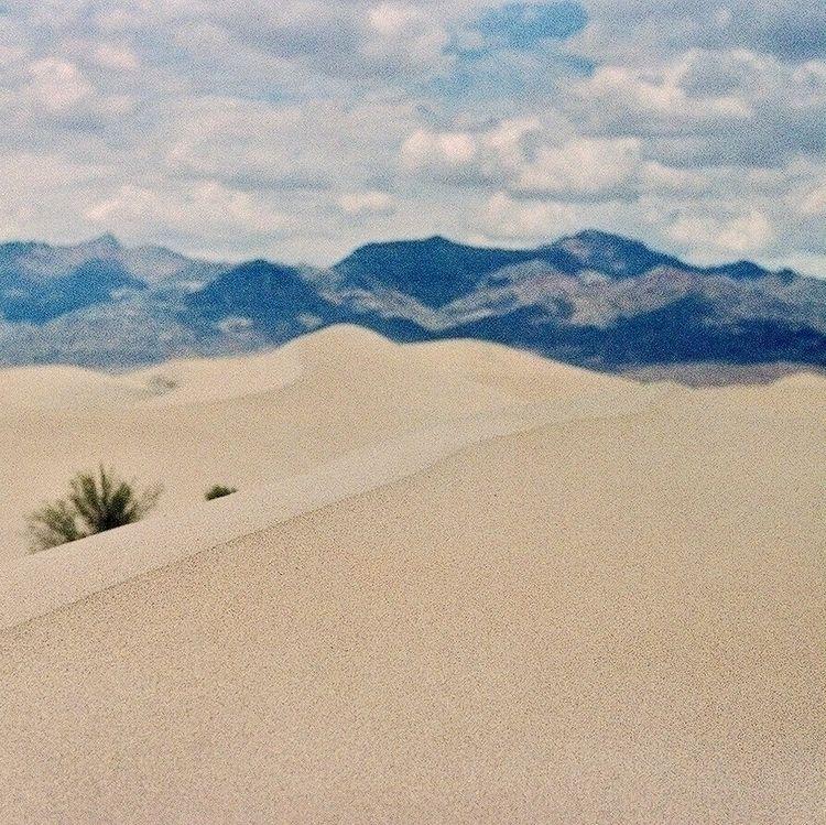 Chasing Devil | Death Valley Sa - photobiram | ello