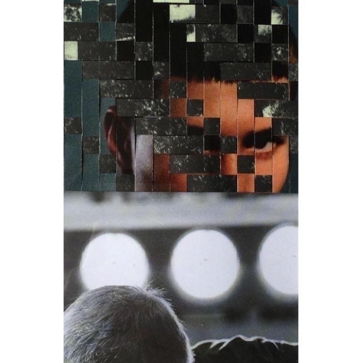13 18 cm Weaving Assemblage  - designsbyanon - designsbyanon | ello