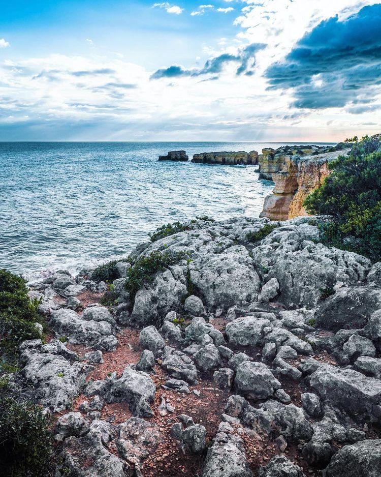 beach, nature - robertogamito | ello