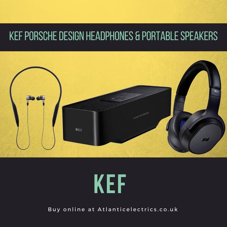 KEF Porsche Design Headphones P - electricsatlantic | ello