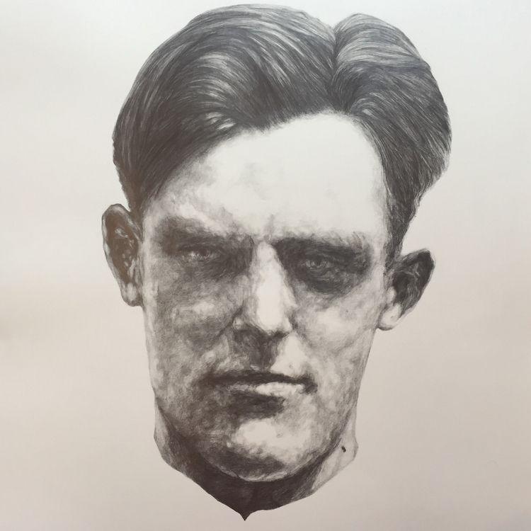 Large drawing (45cmx60cm - goemaere_kirsten | ello