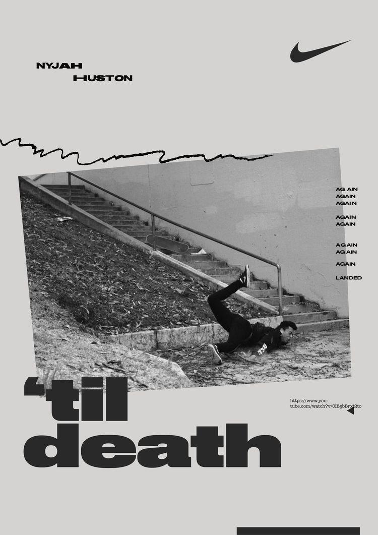 Nyjah Huston. 'Til death (2018 - luiscoderque | ello