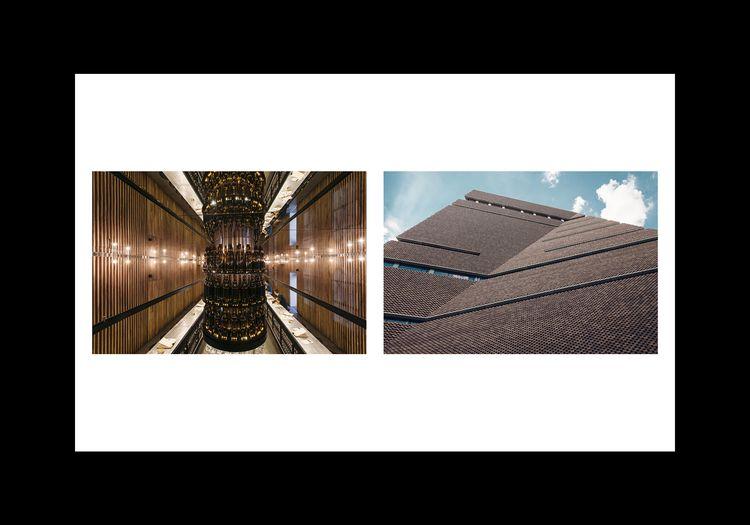 Website architecture photograph - northeastco | ello