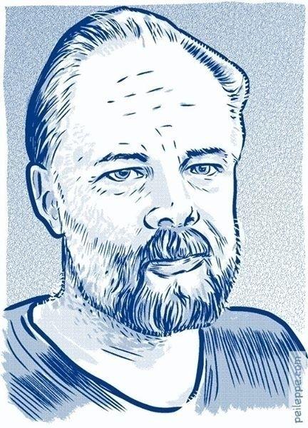 PKD (Philip Dick) Sci-Fi author - peileppe | ello