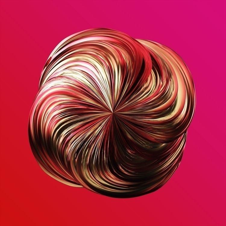 Metallic swirl - render, metallic - mattiafalo | ello