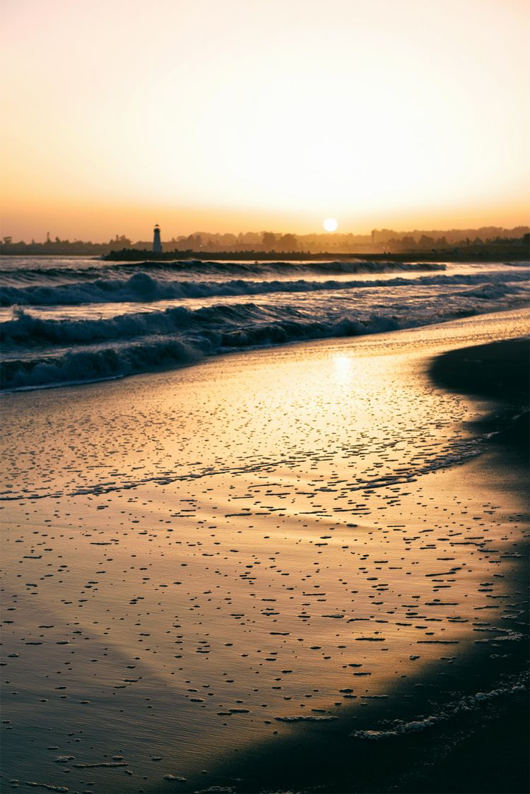 Santa Cruz, CA - landscape, oceanlandscape - neonicecream | ello