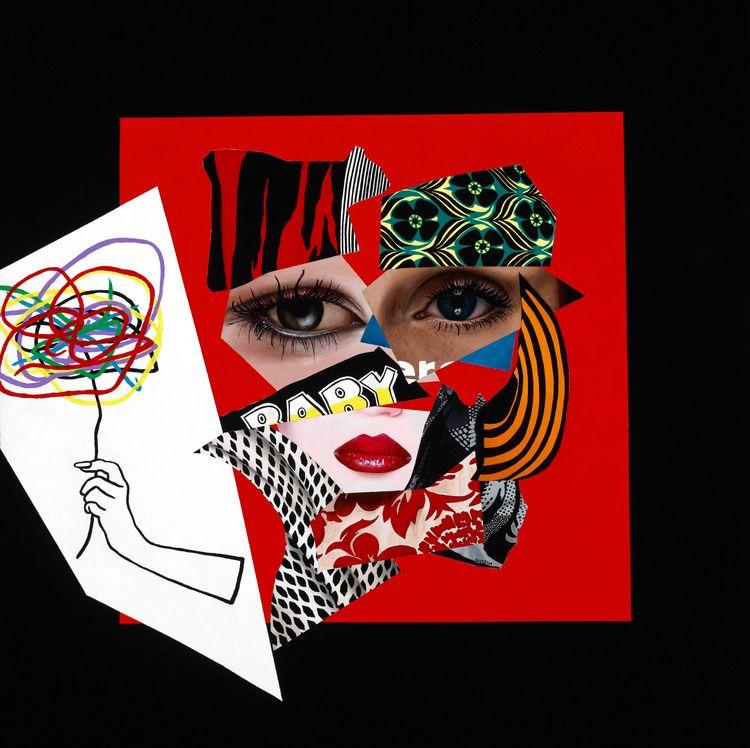 Vanity Pop acrylic paintings Va - vakseen   ello