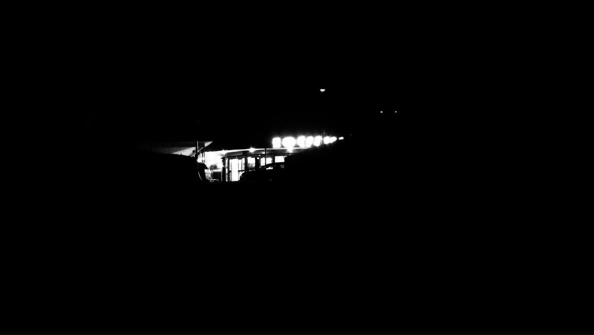 Walking home night (Panasonic L - paulbines | ello