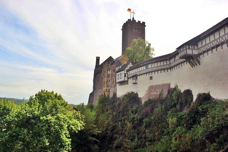 Wartburg Castle, 2018 - castle, medieval - lenaonthemove | ello