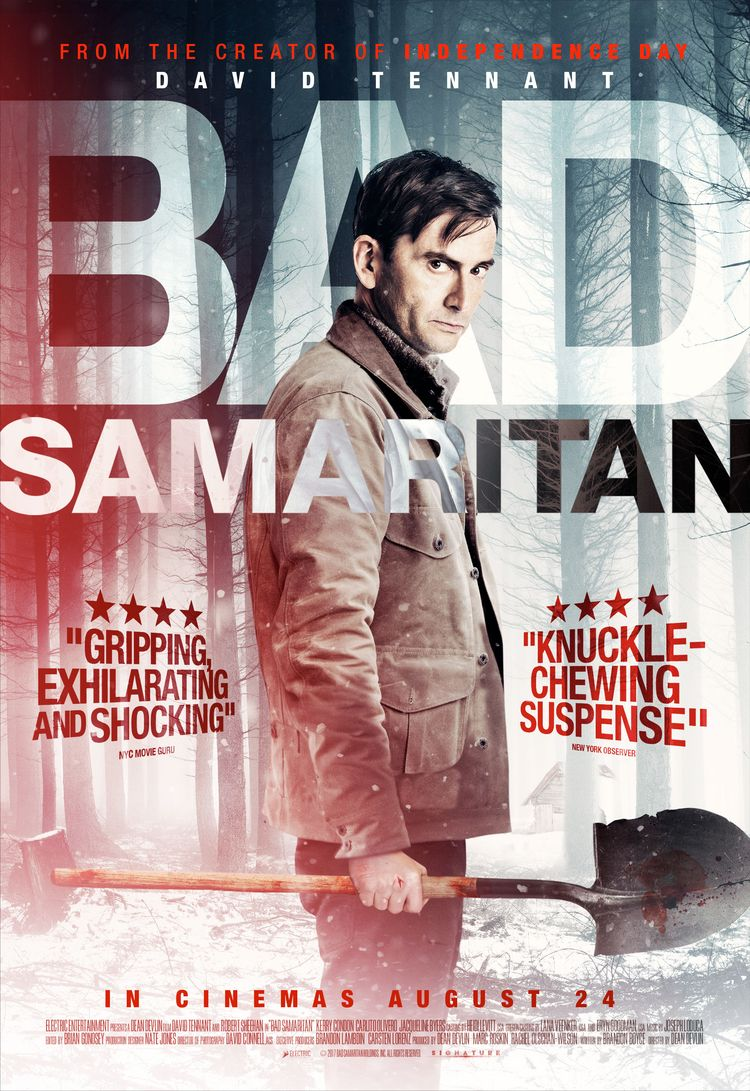 Bad Samaritan - Trailer bad nig - comicbuzz | ello