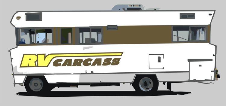 RV Carcass Logo - bobhopkins | ello