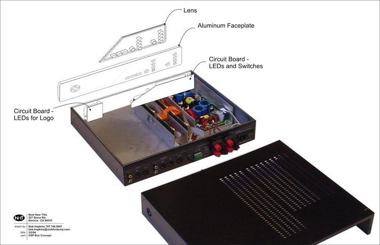XdA concept  - loudspeakers, speakers - bobhopkins | ello