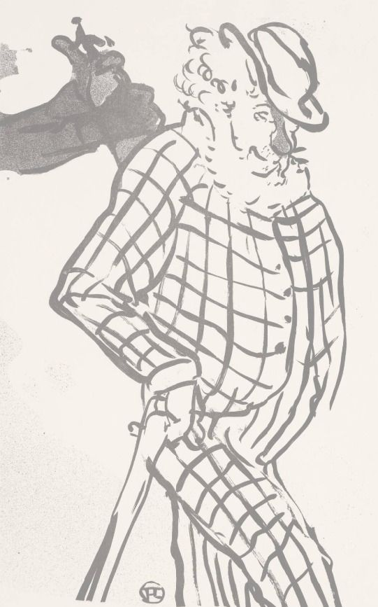 Henri de Toulouse-Lautrec  - art - simplecru | ello