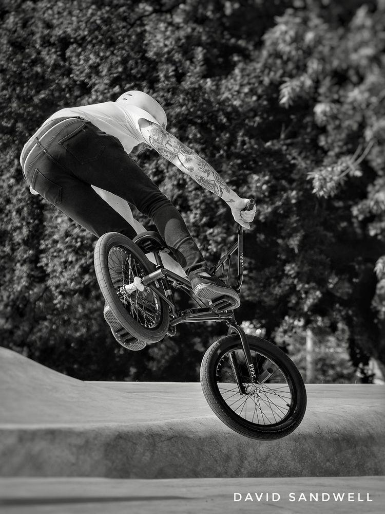 Skate Park - bmx, rad, stunt, bike - dsandwell | ello