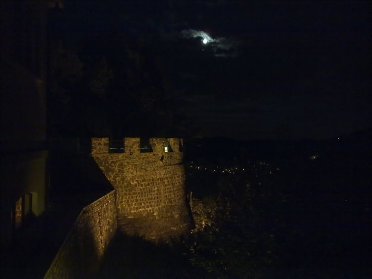 castle, night - marco_legend | ello