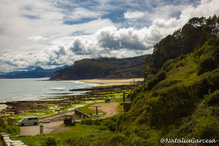 Lastres Asturias, 2018 - nataliagarcesa | ello