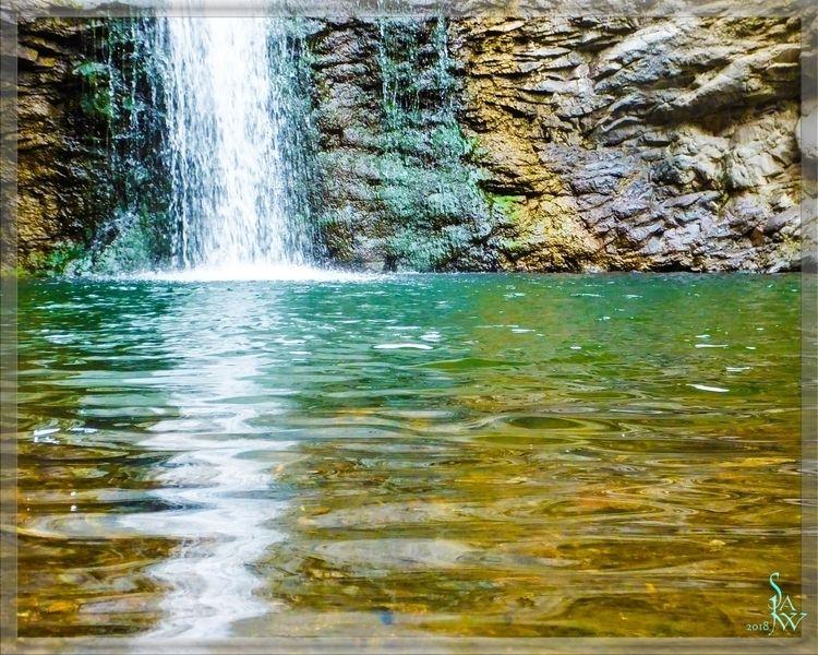 jump.creek.falls - waterfall, reflection - jwsubastra | ello