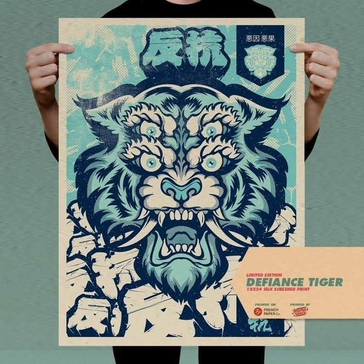 Silk Screen Prints. Limited Edi - hydro74 | ello