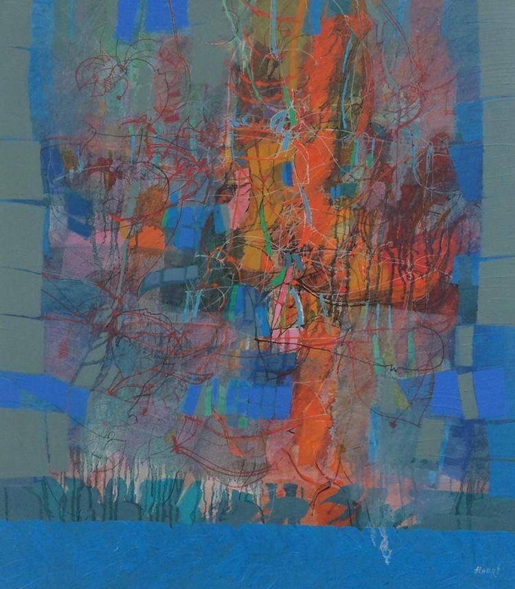 Albert Hakobyan Art 2017, oil c - modernism_is_crap | ello